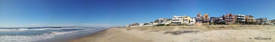 Californian beach